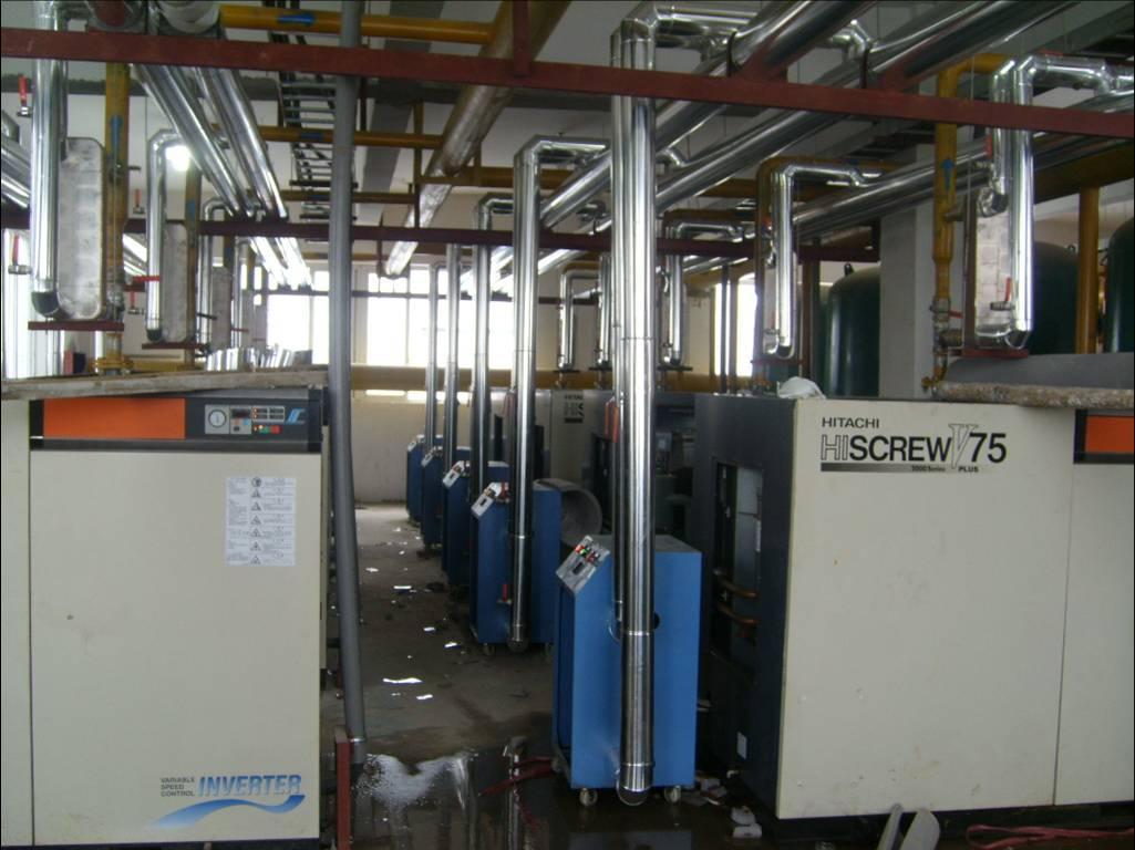 通化空压余热回收